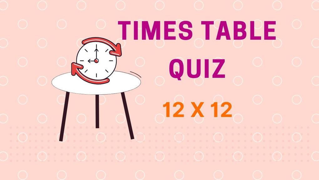 Times Table Quiz