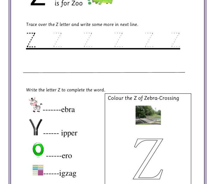 thumbnail of Practice-Capital-Letter-Z-worksheet