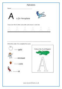 Pratice Capital Letters A to Z 2 pdf