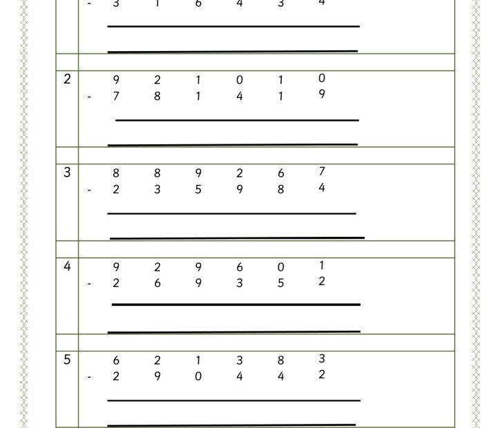 thumbnail of year-6-6-digit-column-subtraction